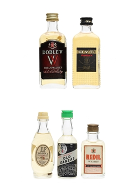 Assorted World Whisky