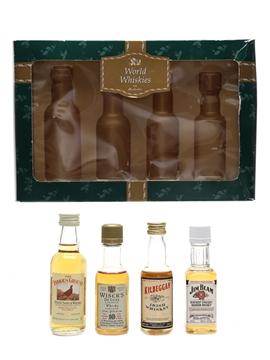 Wold Whiskies Set