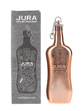 Jura Mini Travel Hip Flask