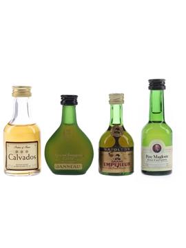 Calvados, Janneau, Napoleon & Pere Magloire