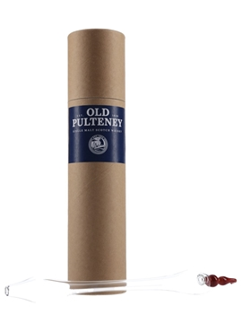 Old Pulteney Pipette