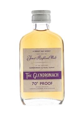 Glendronach Finest Highland Malt