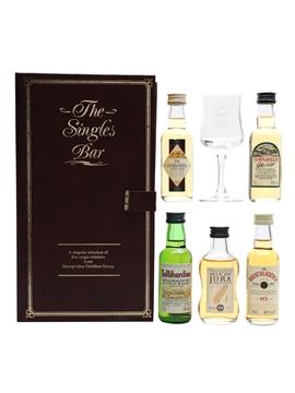 The Singles Bar Miniature Selection