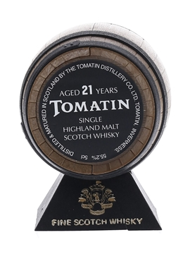 Tomatin 1979 96.6 Proof Cask Strength