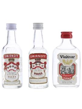 Smirnoff & Vladivar