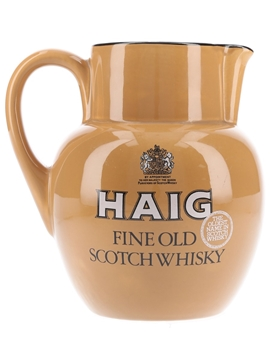 Haig Fine Old Water Jug