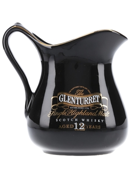 Glenturret 12 Year Old Ceramic Water Jug
