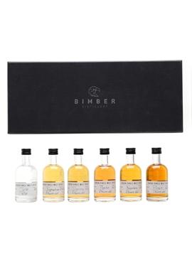 Bimber Distillery London Single Malt Spirit Collection