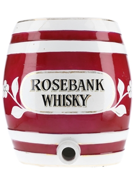 Rosebank Ceramic Whisky Dispenser