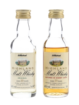St Michael Highland Malts