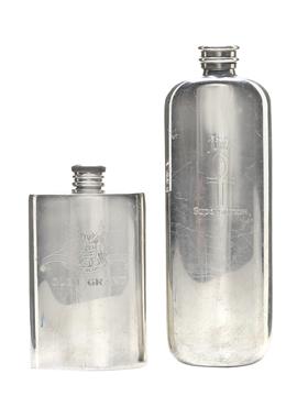 Glen Grant & Isle Of Jura Hip Flasks