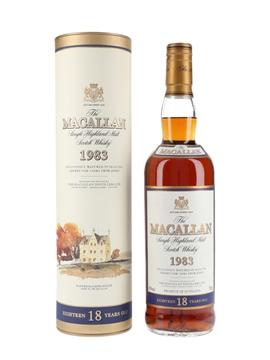 Macallan 1983