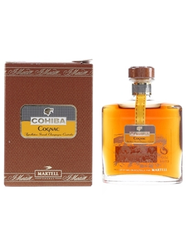 Martell Cohiba Cognac