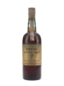 Leacock & Co Solera 1860 Sercial