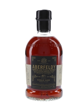 Aberfeldy 1999 Single Cask Bottled 2019 70cl / 60.6%
