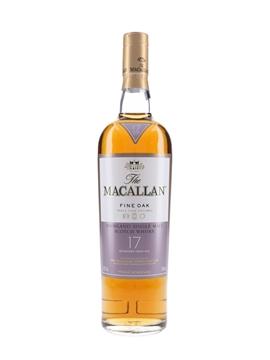 Macallan 17 Year Old