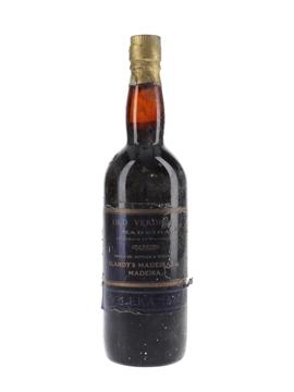Old Verdelho 1880 Solera Madeira