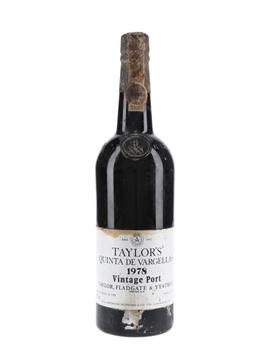 Taylors 1978 Quinta De Vargellas