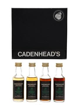 Cadenhead's Whisky Shop Miniatures