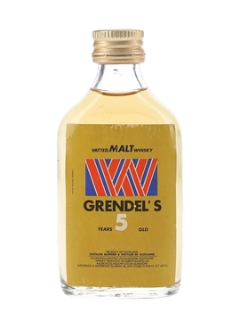 Grendel's 5 Year Old