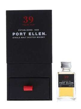 Port Ellen 39 Year Old