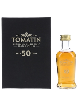 Tomatin 1967 50 Year Old