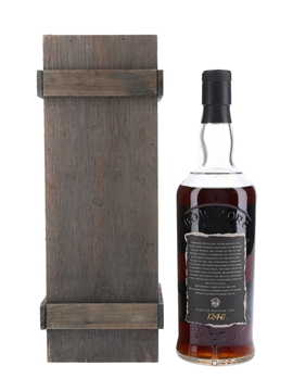 Black Bowmore 1964 Final Edition - Bottled 1995 70cl / 49%