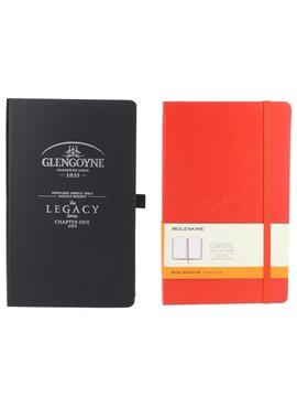 Glenfarclas & Glengoyne Notepads