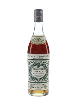 Duprat Dry French Vermouth