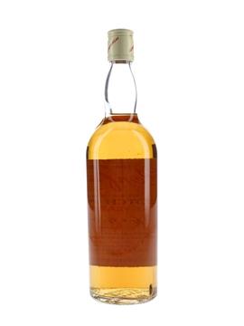 Glenfarclas Glenlivet 8 Year Old 105 Proof Bottled 1970s 75.7cl / 60%