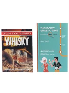 Pocket Guides - Whisky & Wine