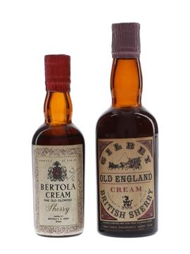 Bertola & Gilbey Sherry