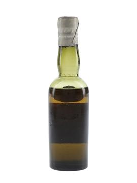 Old Orkney '0.0.' Real Liqueur Whisky Bottled 1920s-1930s - Stromness Distillery 5cl