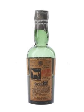 White Horse Bottled 1921 - Mackie & Company Distillers Ltd. 5cl / 40%