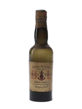Bulloch Lade Extra Special Gold Label Bottled 1920s-1930s 5cl