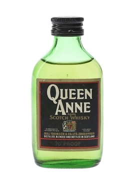 Queen Anne Rare Bottled 1970s 5cl / 40%