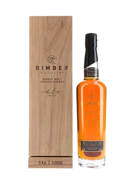 Bimber Distillery The 1st Release
