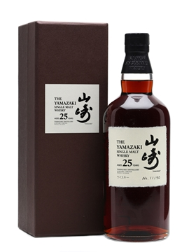Yamazaki 25 Years Old