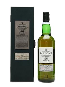 Laphroaig 40 Years Old
