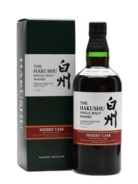Hakushu Sherry Cask