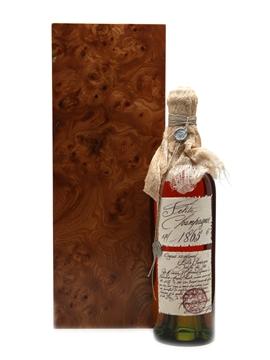 Lheraud 1865 Cognac
