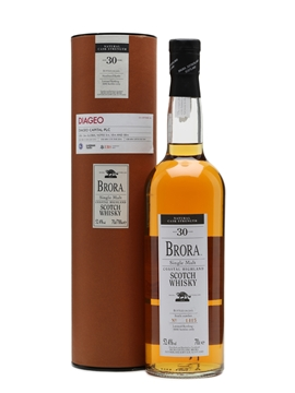 Brora 30 Years Old 1st Release