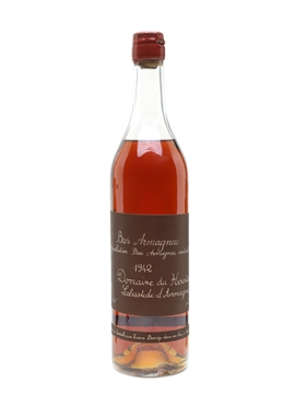 Domaine Du Hourtica 1942 Bas Armagnac Darroze - Bottled 1985 70cl / 44%