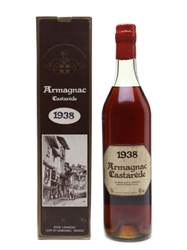 Castarede 1938 Armagnac
