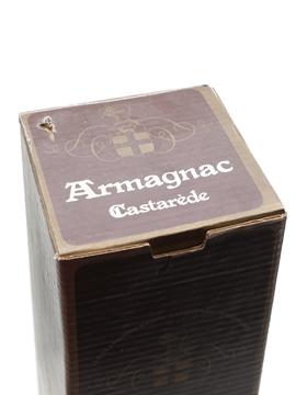 Castarede 1938 Armagnac Bottled 1977 70cl / 40%