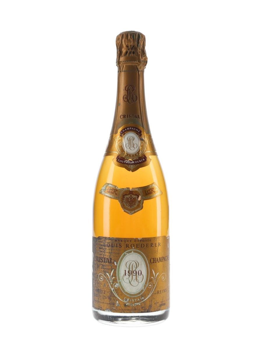 Louis Roederer Cristal 1990  75cl / 12%