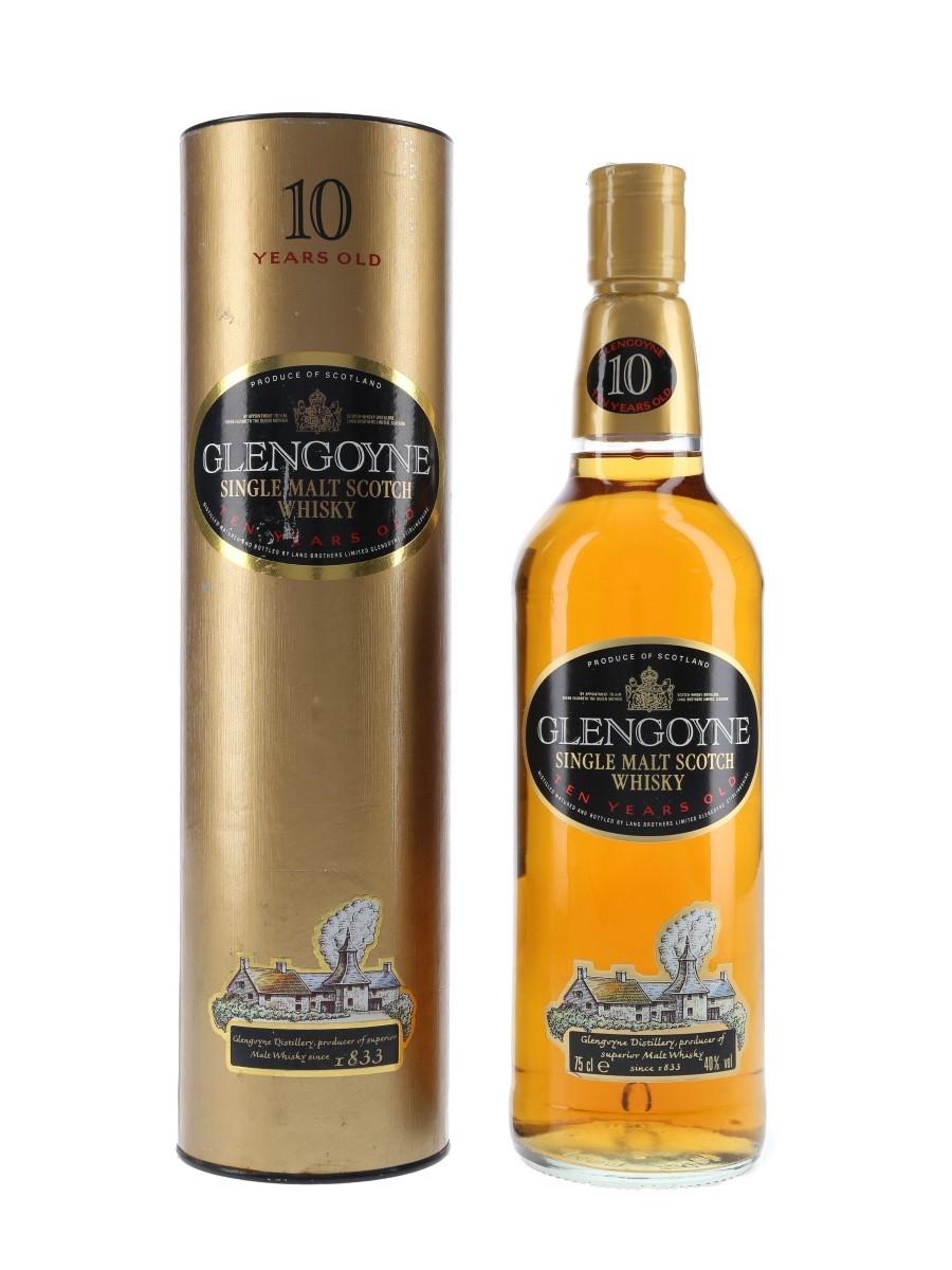 Glengoyne 10 Year Old Bottled 1980s 75cl / 40%