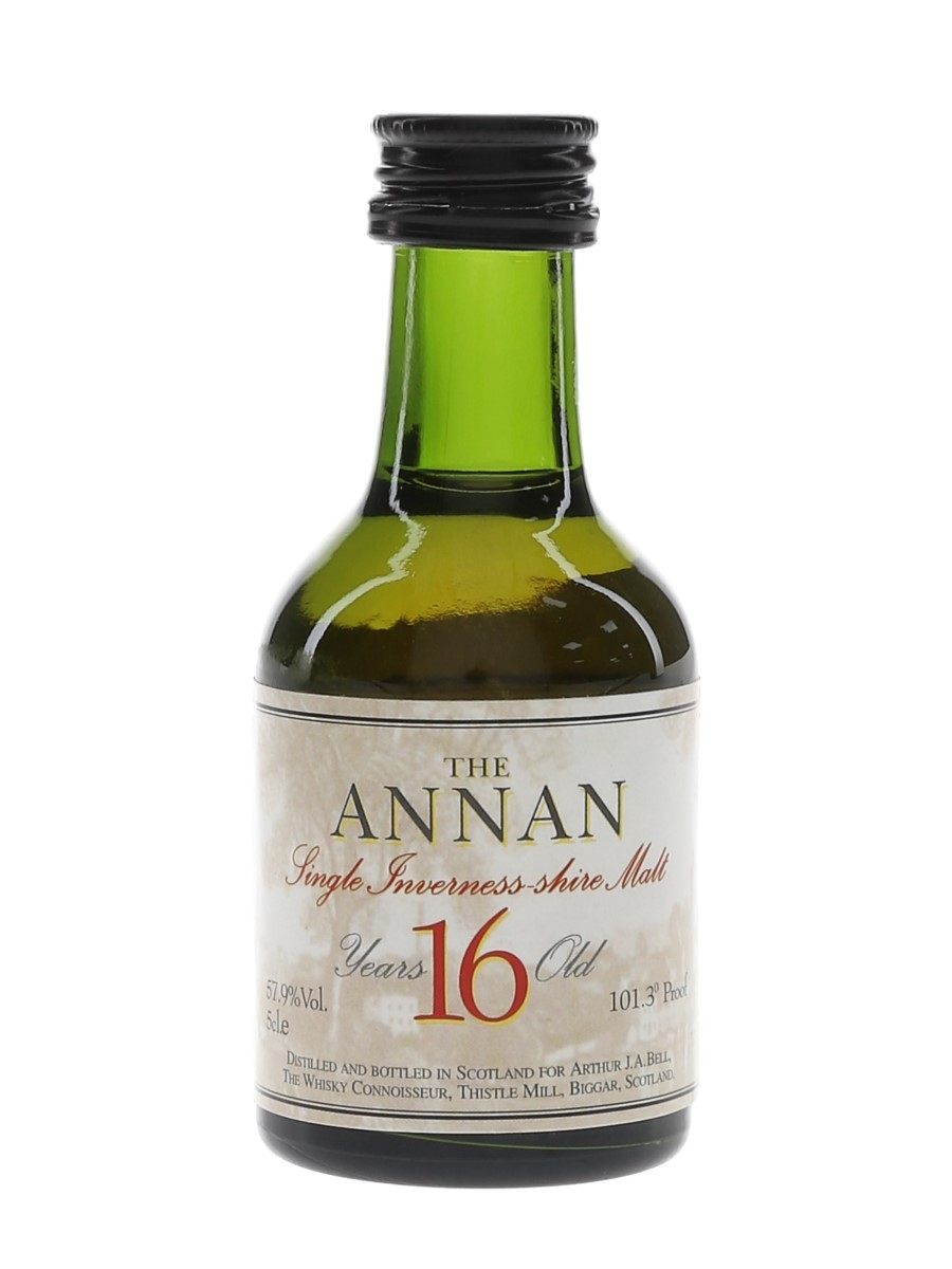 Tomatin 1978 16 Year Old The Annan The Whisky Connoisseur - The Robert Burns Collection 5cl / 57.9%