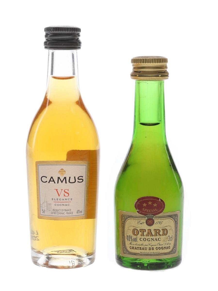 Camus & Otard  2 x 3cl-5cl / 40%