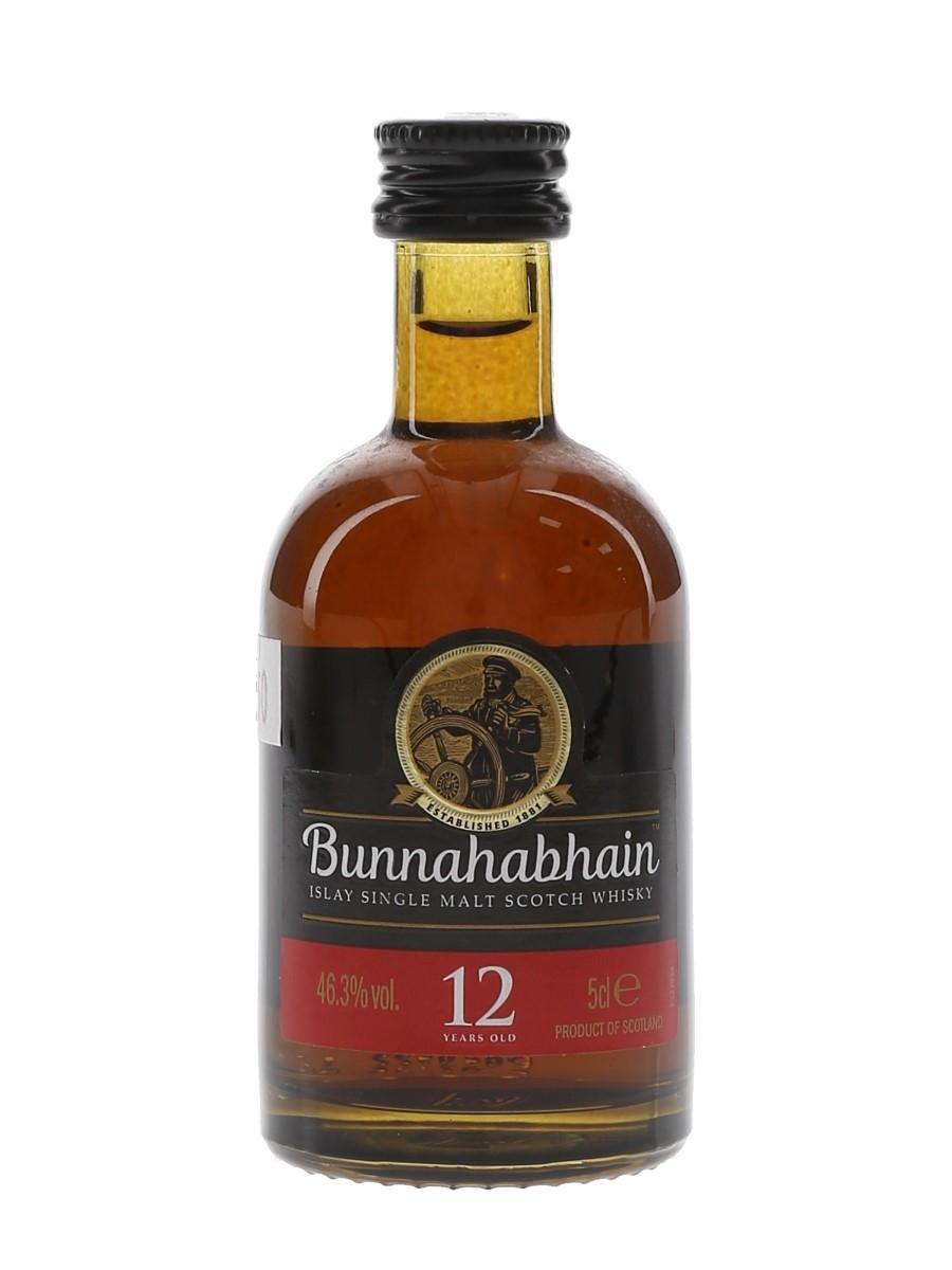 Bunnahabhain 12 Year Old  5cl / 46.3%